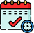 Age Calculator Calendar Icon